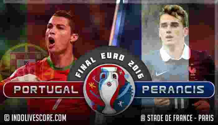 Portugal vs Perancsi Final Euro 2016