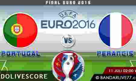 Prediksi Portugal vs Perancis Final Euro 2016