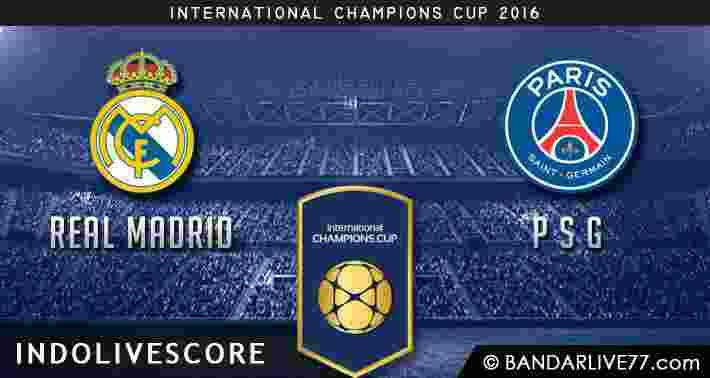 Prediksi Real Madrid Vs Psg Pertandingan Piala Indonesia Live Di