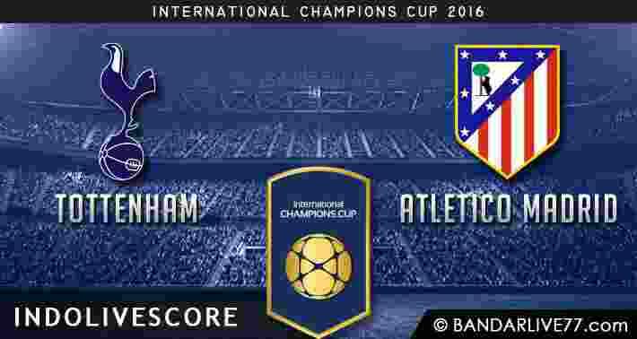 Prediksi Tottenham vs Atletico Madrid
