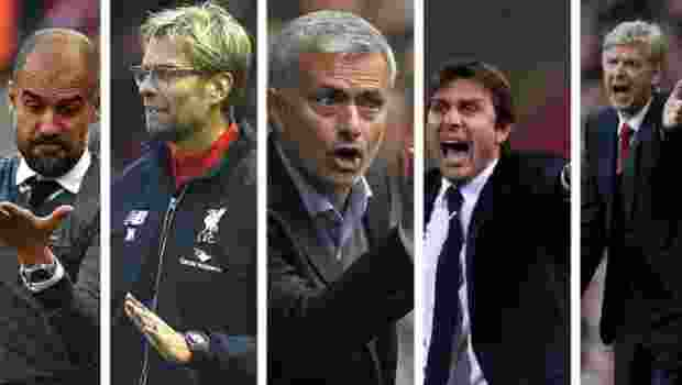Guardiola, Mourinho, dan Conte Siap Menggebrak Laga Perdana Premier League