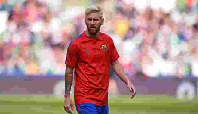 Messi Tidak Masuk Dalam Daftar Pemain Terbaik Eropa!!!