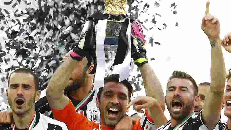 Juventus Selangkah Lagi Menuju Scudetto Keenam