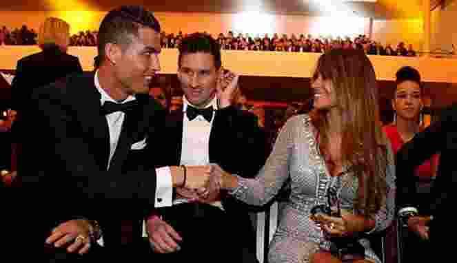 Messi Akan Nikahi Antonella Roccuzzo, Ronaldo Tak Diundang