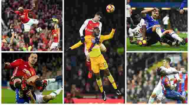 Paul Pogba Pimpin Klasemen Pemain Terbanyak Melakukan Pelanggaran