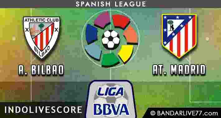 Prediksi Athletic Bilbao vs Atletico Madrid