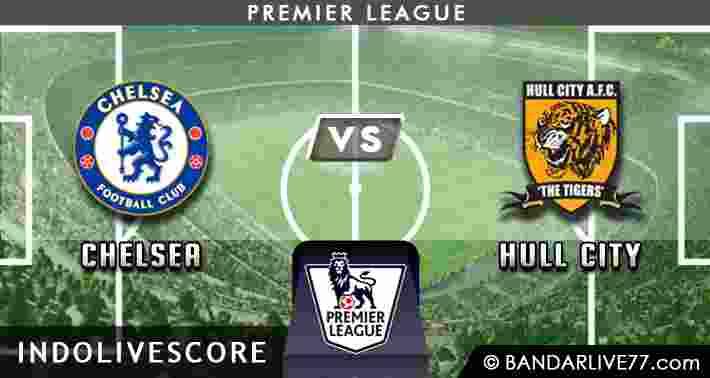 Prediksi Chelsea vs Hull City