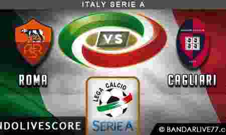 Prediksi Roma vs Cagliari