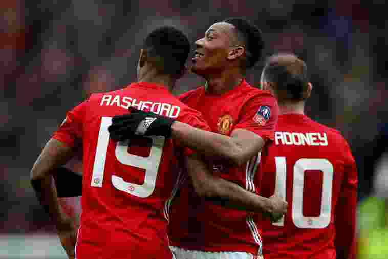 Rashford Dan Martial Bukan Solusi Lini Depan Manchester United