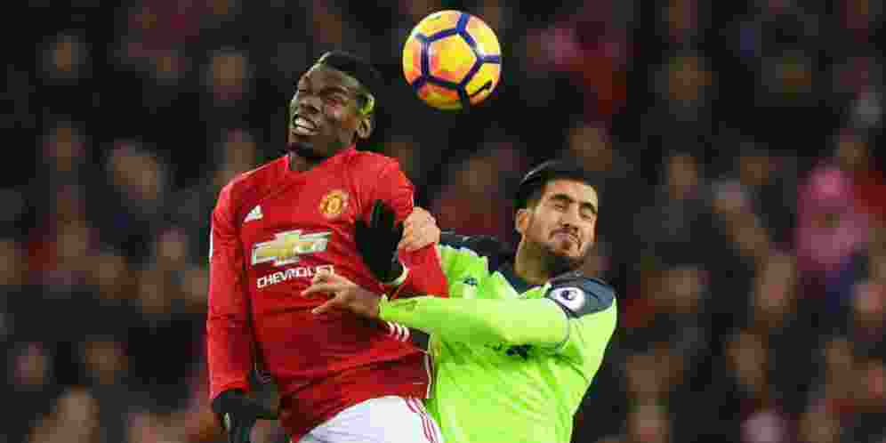 Skor Akhir Manchester United vs Liverpool 1-1