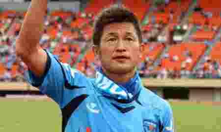 Sudah Usia 50 Tahun, Kazuyoshi Miura Jadi Pemain Bola Tertua di Dunia