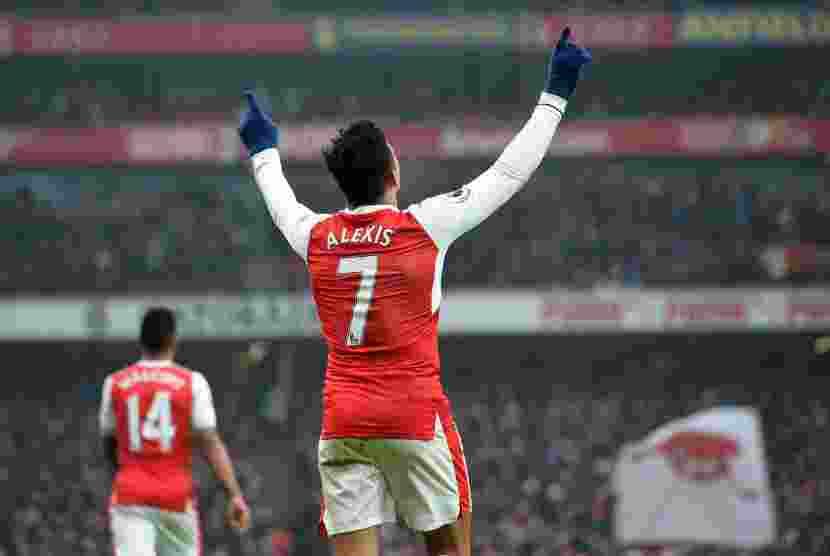 Alexis Sanchez Akan Bergabung Juventus