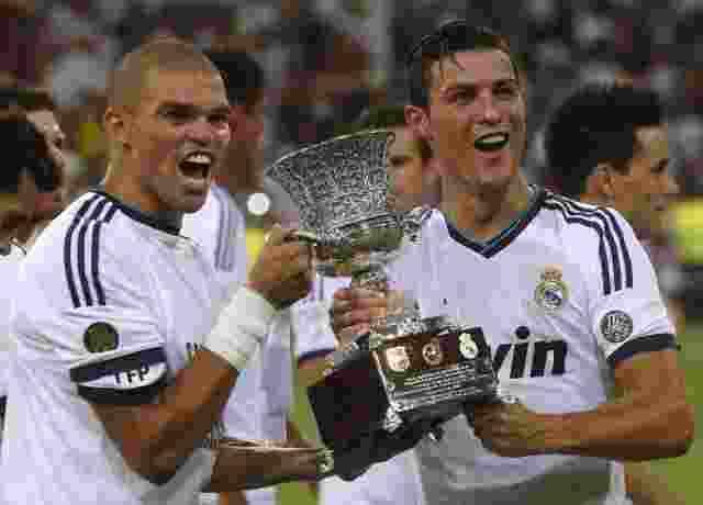 Cristiano Ronaldo dan Pepe Masuk Nominasi Quinas de Oro alias Pemain Terbaik Portugal 2016