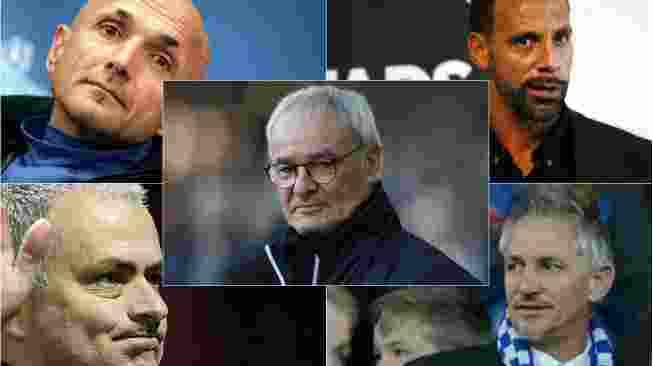 Dunia Bola Mengutuk Aksi Leicester City Pecat Ranieri