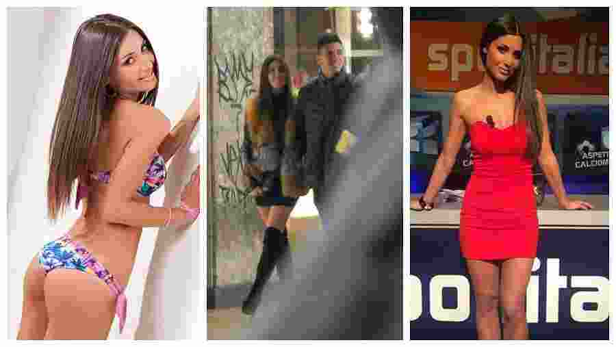 Elisabetta Galimi, Presenter Bola Cantik WAGs Putra Diego Simeone