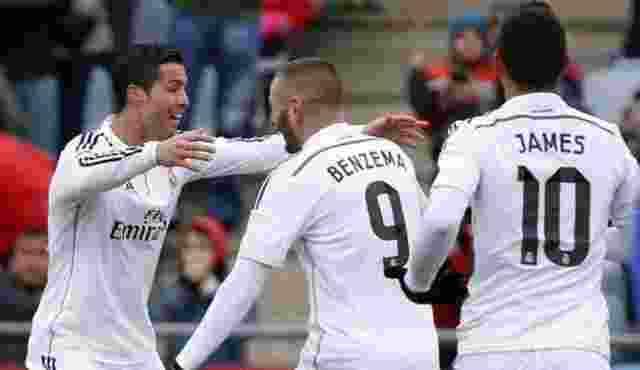 Empat Klub Sepakbola dengan Trio Striker Terbaik Dunia