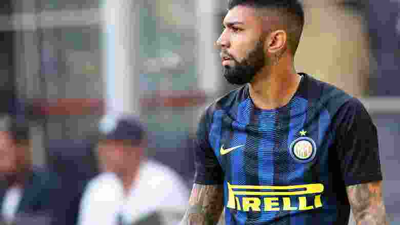 Gabigol Ingin Pakai Jersey Nomor 10 Inter Milan