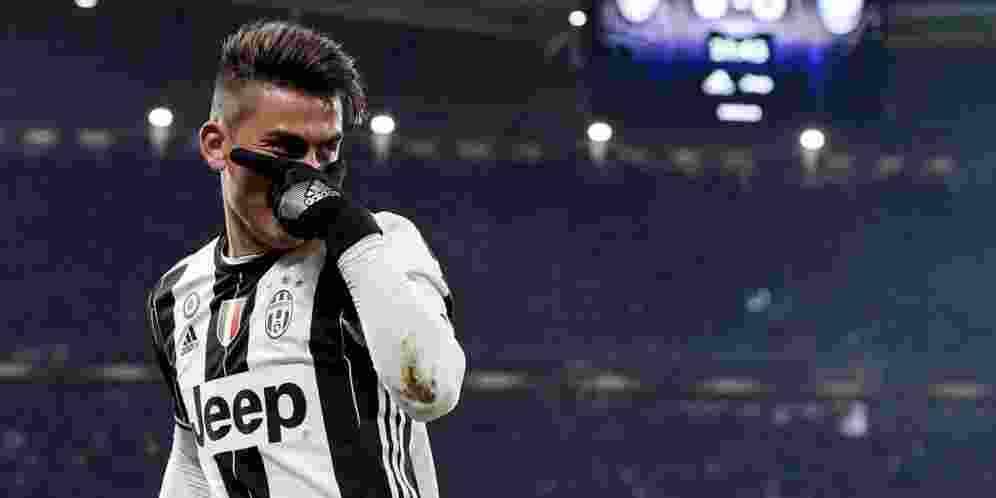 Harga Jual Paulo Dybala Setara Dengan Lionel Messi