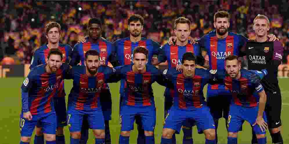 Juventus, Manchester United dan Real Madrid Jadi Lawan Barcelona di Pramusim