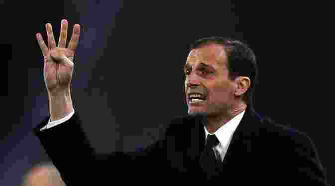 Juventus Sudah Sepakat Lepas Allegri ke Arsenal