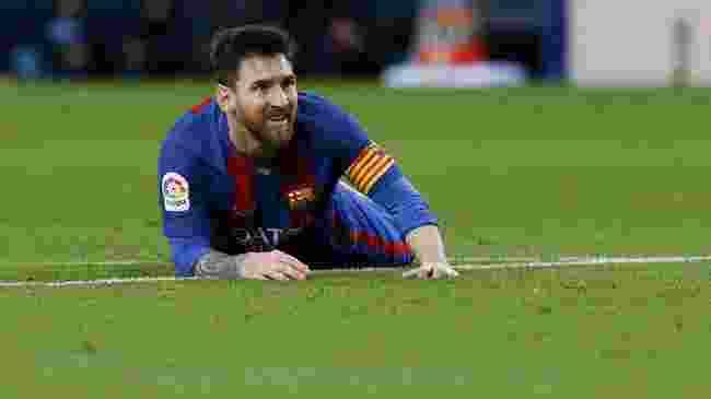 Laga PSG vs Barca Jadi Penampilan Terburuk Messi Sepanjang Musim