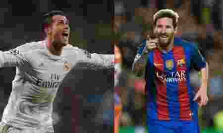 Messi atau Ronaldo yang Tercepat Cetak 100 gol di Liga Champions