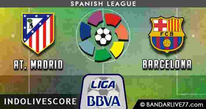 Prediksi Atletico Madrid vs Barcelona