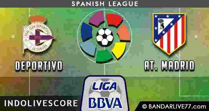 Prediksi Deportivo vs Atletico Madrid
