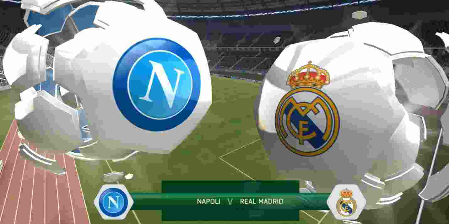 Prediksi Real Madrid vs Napoli 16 Februari 20171