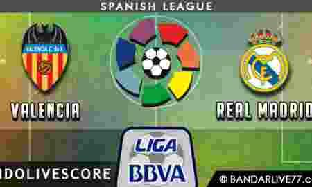 Prediksi Valencia vs Real Madrid
