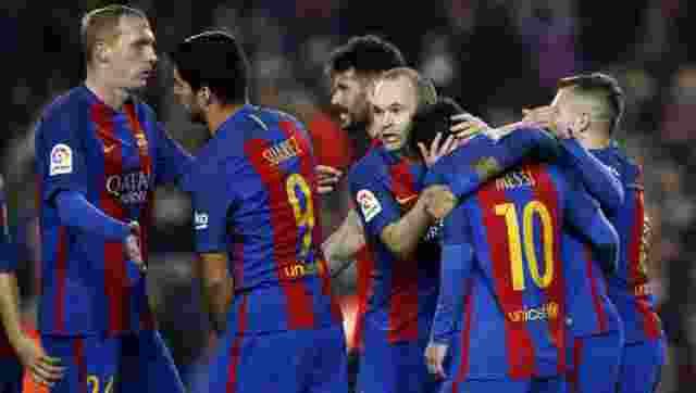 Tertinggal 4 Gol, Barca Yakin Menang Lawan PSG di Camp Nou Leg Kedua
