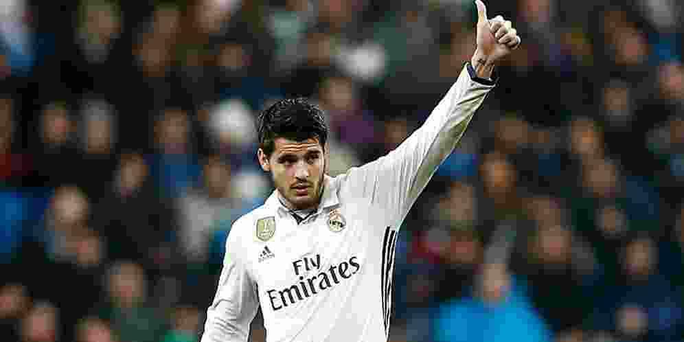 Chelsea Akan Datangkan Morata Bila Costa Memilih Hengkang