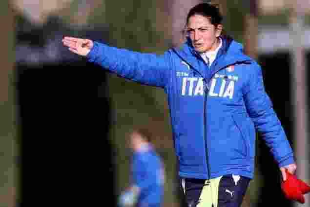 Patrizia Panico Jadi Pelatih Wanita Pertama Timnas Italia