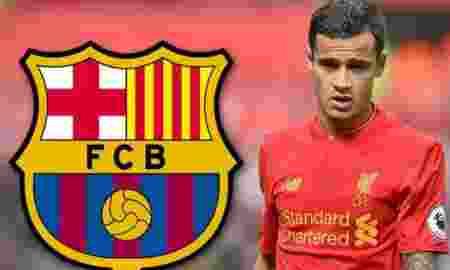 Philippe Coutinho Jadi Buruan Utama Barca di Bursa Transfer