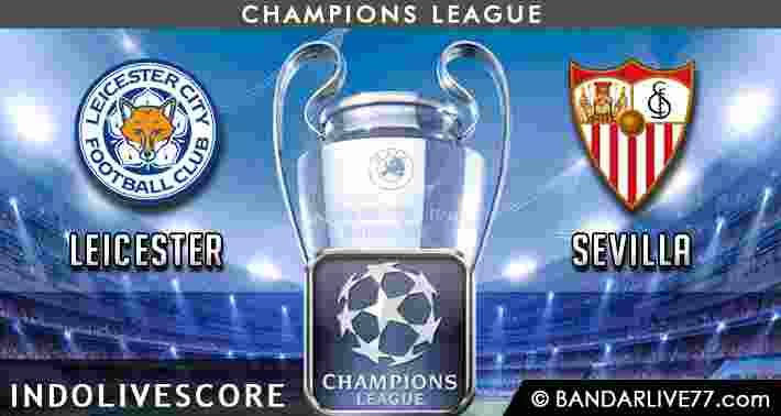Prediksi Leicester vs Sevilla