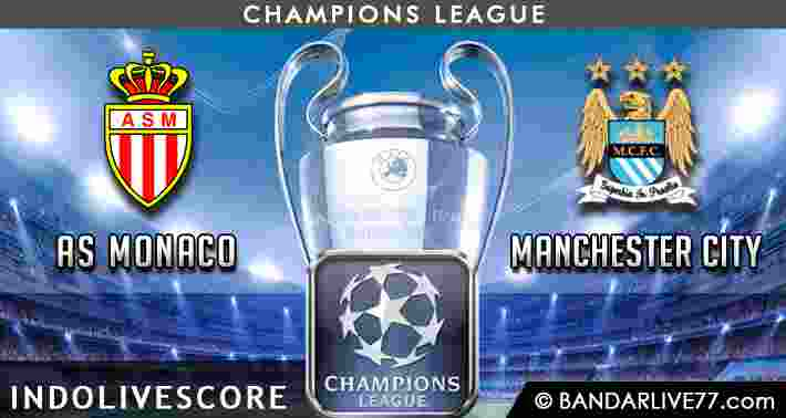 Prediksi Monaco vs Manchester City