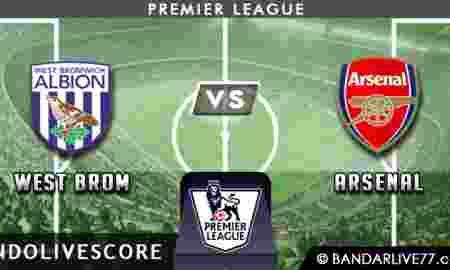 Prediksi West Brom vs Arsenal