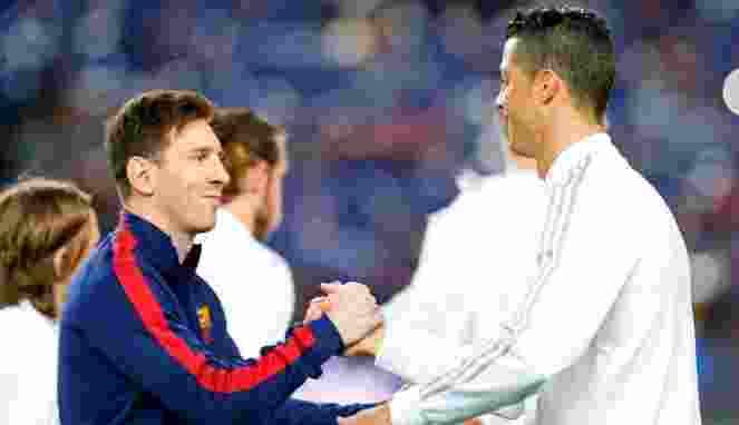 Duel Messi vs Ronaldo Cetak 100 Gol di Kanca Eropa