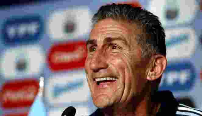 Gagal di Kualifikasi Piala Dunia 2018, Argentina Pecat Pelatih Timnas