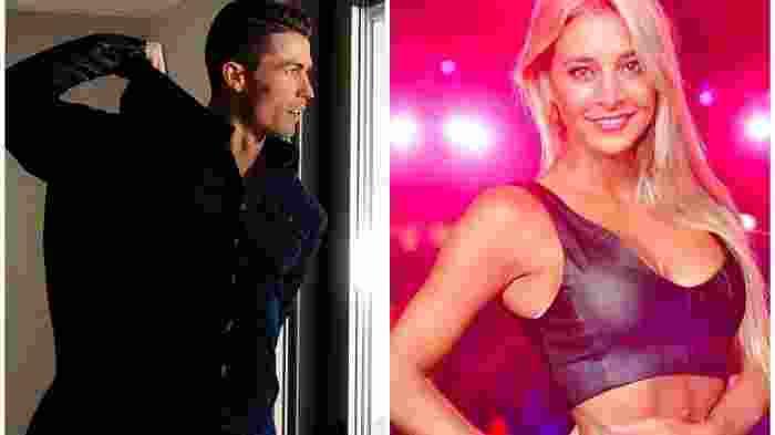 Genit, Hubungan Gelap Ronaldo Dengan Cewek Seksi ini Terbongkar