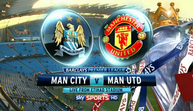 Hasil Manchester City Vs Manchester United2