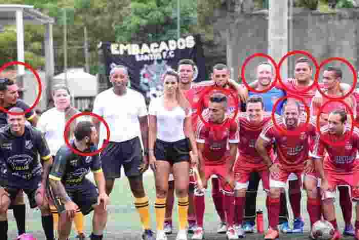 Ini yang Bakal Terjadi Ketika Wasit Seksi Pimpin Pertandingan Sepak Bola2
