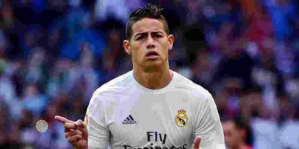 James Rodriguez Tertarik Gabung Manchester United