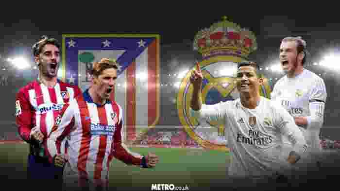 Penggemar Bola Setuju Derbi Madrid di Semifinal Liga Champion, Ini Alasannya
