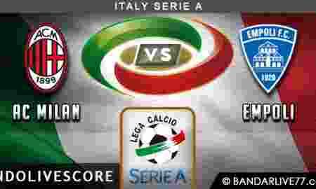 Prediksi AC Milan vs Empoli