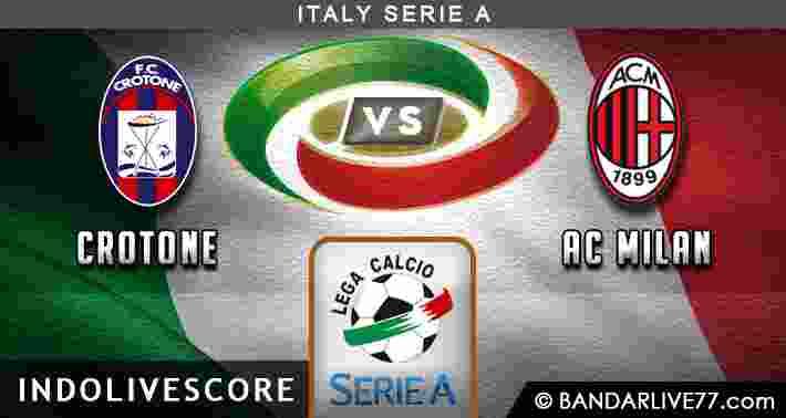 Prediksi Crotone vs AC Milan