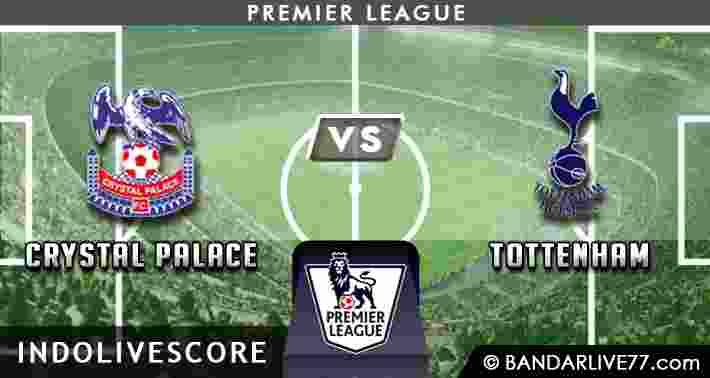Prediksi Crystal Palace vs Tottenham