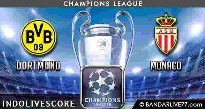 Prediksi Dortmund vs Monaco