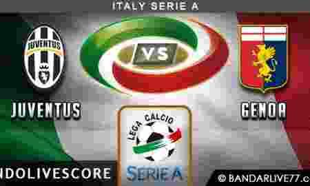 Prediksi Juventus vs Genoa