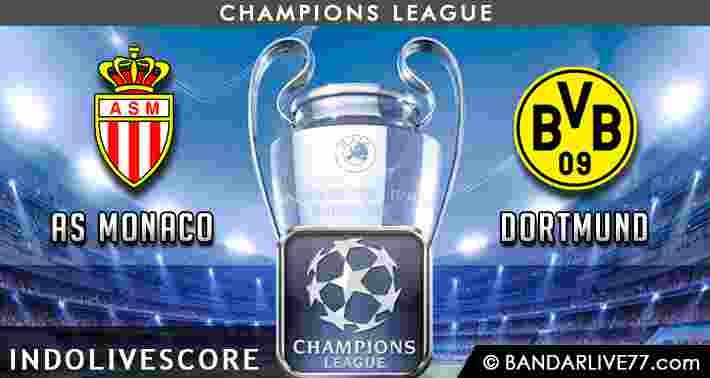 Prediksi Monaco vs Dortmund